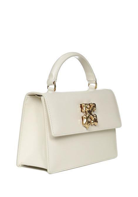 Borsa A Mano 1.4 Jitney Bag Off-White Off-White | 77132927 | OWNP003F21LEA0056100