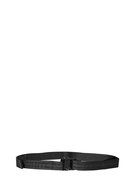 Off-White Classic Industrial Belt  Off-White | 1218053011 | OWRB009F21FAB0011010