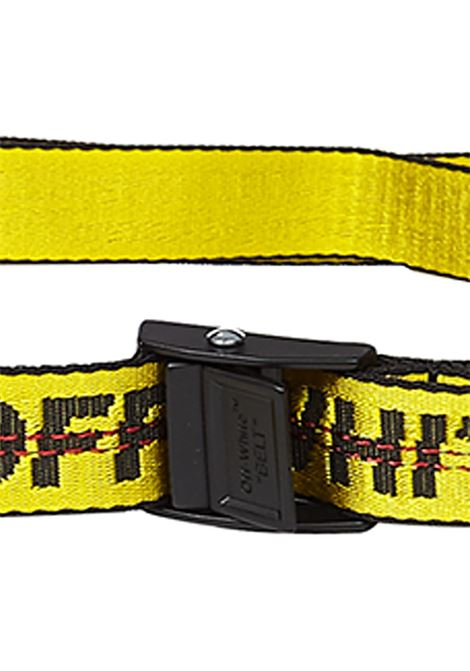Off-White Industrial Mini Belt Off-White | 1218053011 | OWRB011F21FAB0011810