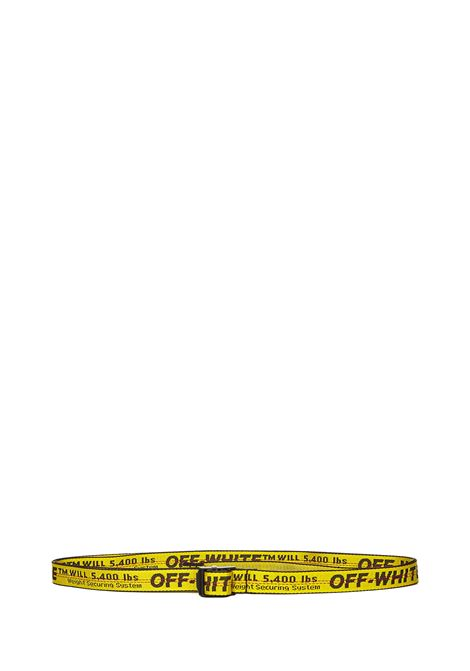 Off-White Industrial Mini Belt Off-White | 1218053011 | OWRB011R21FAB0011810