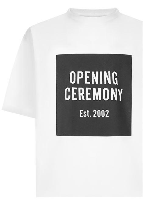 OPENING CEREMONY Box Logo T-shirt Opening Ceremony | 8 | YMAA001F21JER0010310