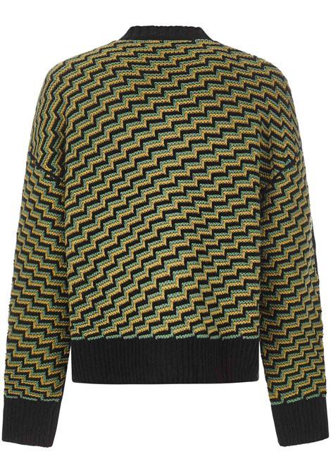 Palm Angels X Missoni Sweatshirt Palm Angels | -108764232 | PMBA058F21FLE0011010