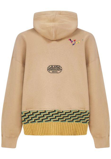 Palm Angels X Missoni Sweatshirt Palm Angels | -108764232 | PMBB110F21FLE0016110