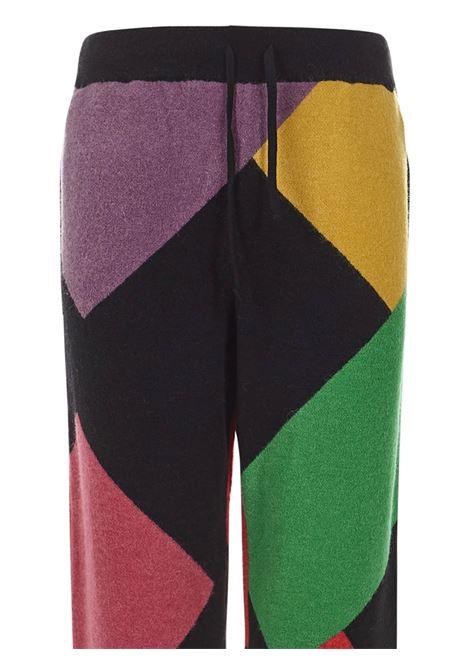 Palm Angels X Missoni Trouser Palm Angels | 1672492985 | PMHG006F21KNI0011084
