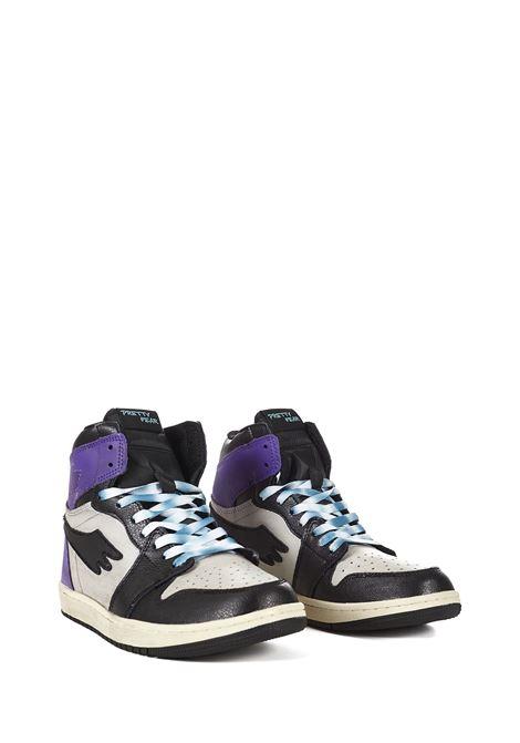 Pretty Fear Tribute Sneakers  Pretty Fear | 1718629338 | PFSDROP0121001R051