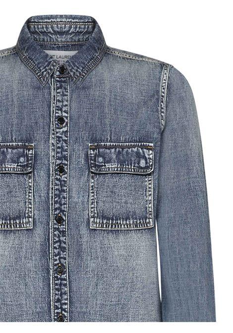 Saint Laurent Shirt Saint Laurent | -1043906350 | 660456Y24AA4363