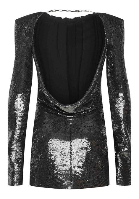 The Attico Elena Mini Dress The Attico | 11 | 214WCA68M010208