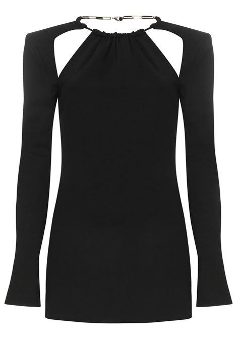 The Attico Elena Mini Dress The Attico | 11 | 214WCA68V027100