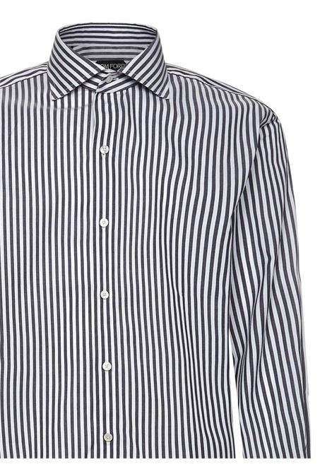 Tom Ford Shirt Tom Ford | -1043906350 | 2FT56494C1AXG