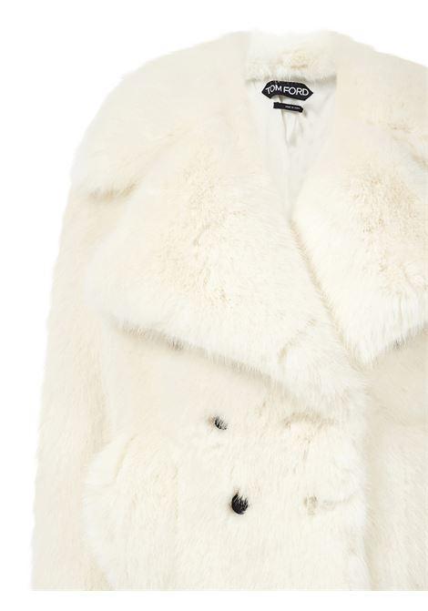 Tom Ford Coat Tom Ford | 17 | CSF644FUF021AW003