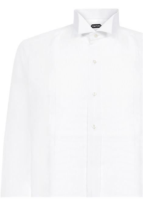 Tom Ford Shirt Tom Ford | -1043906350 | QFT28794B8CRG