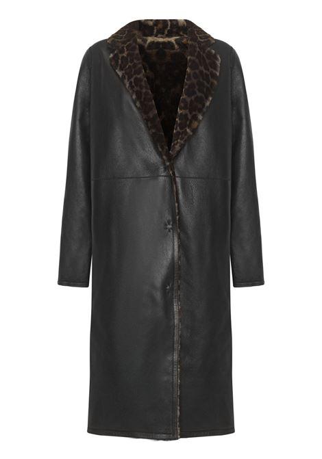 Yves Salomon Coat YVES SALOMON   17   21WYM60504MESIB2471
