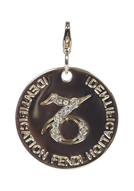 Fendi Identification Medallions Fendi | 668162529 | CAPRICORNSTRASSGOLD