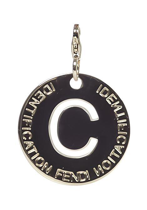 Fendi Identification Medallions Fendi | 668162529 | LETT-CGOLD