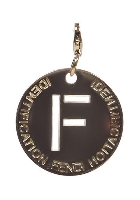Medaglia Identification Fendi Fendi | 668162529 | LETT-FGOLD