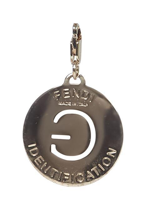 Fendi Identification Medallions Fendi | 668162529 | LETT-GGOLD