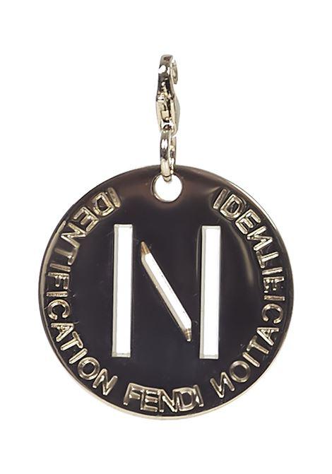 Fendi Identification Medallions Fendi | 668162529 | LETT-NGOLD