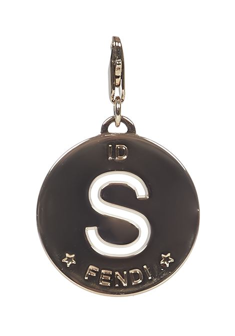 Fendi Identification Medallions Fendi | 668162529 | LETT-SGOLD