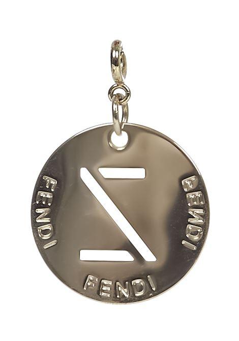 Fendi Identification Medallions Fendi | 668162529 | LETT-ZGOLD