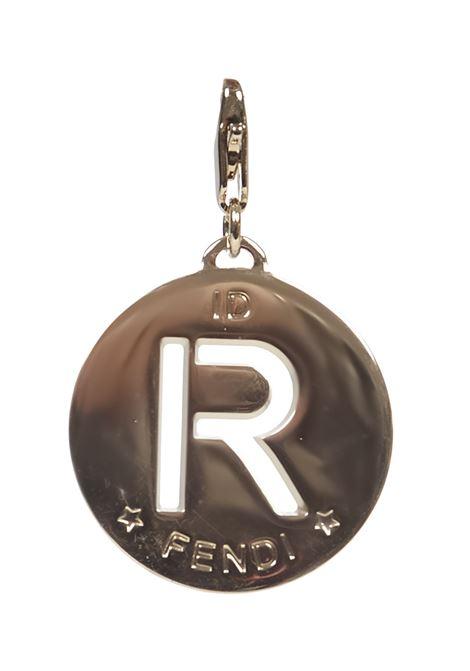 Fendi Identification Medallions Fendi | 668162529 | LETTMINI-RGOLD