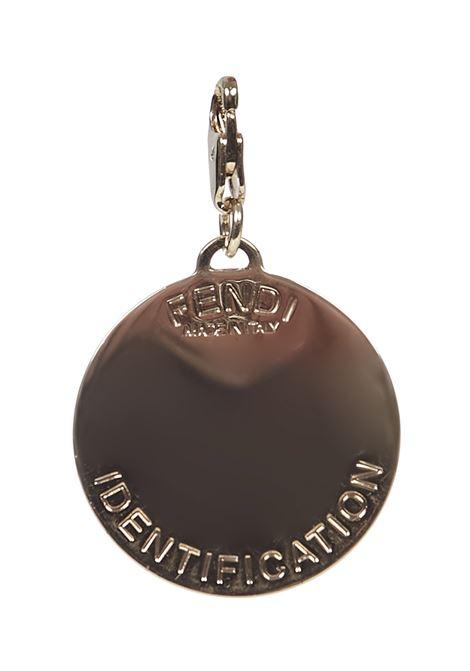 Fendi Identification Medallions Fendi | 668162529 | LETTSTRASS-AGOLD
