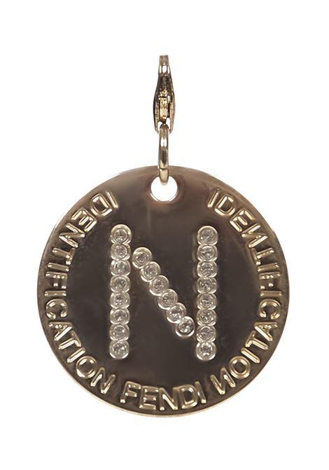 Fendi Identification Medallions Fendi | 668162529 | LETTSTRASS-NGOLD