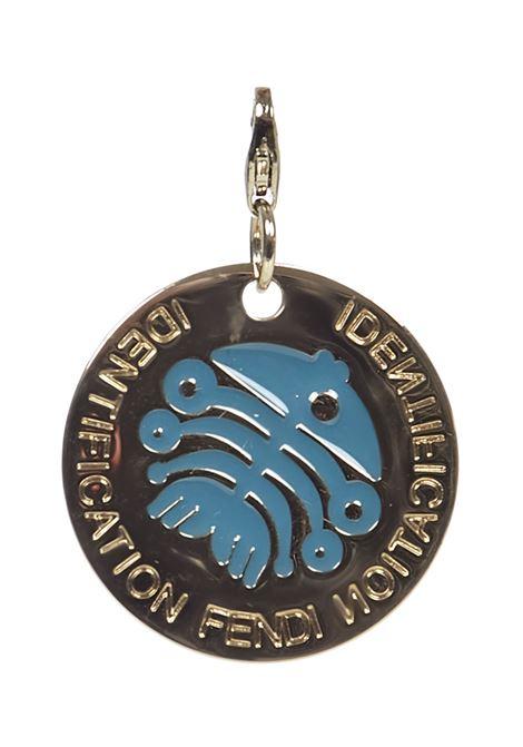 Fendi Identification Medallions Fendi | 668162529 | PISCESBLUE