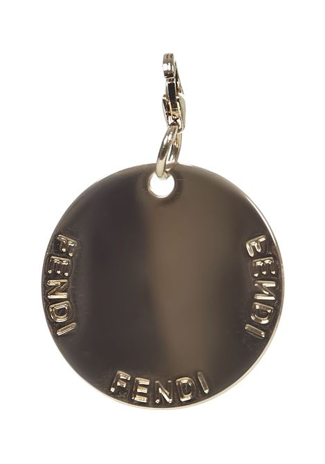 Fendi Identification Medallions Fendi | 668162529 | PISCESSTRASSGOLD