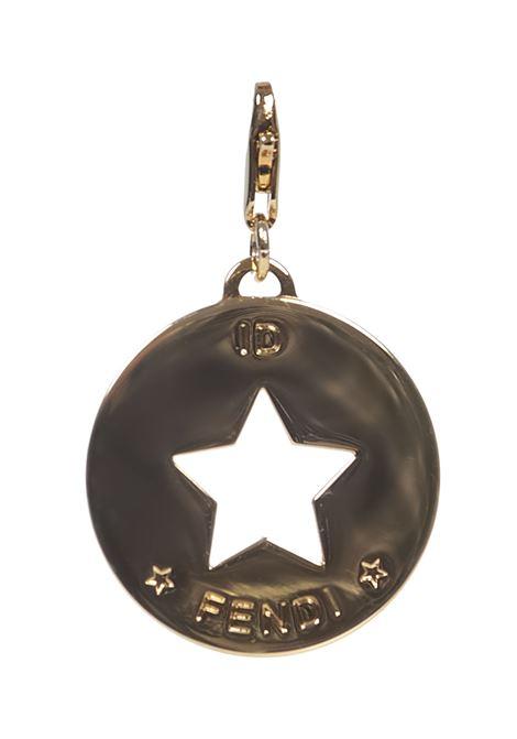 Fendi Identification Medallions Fendi | 668162529 | STARSGOLD