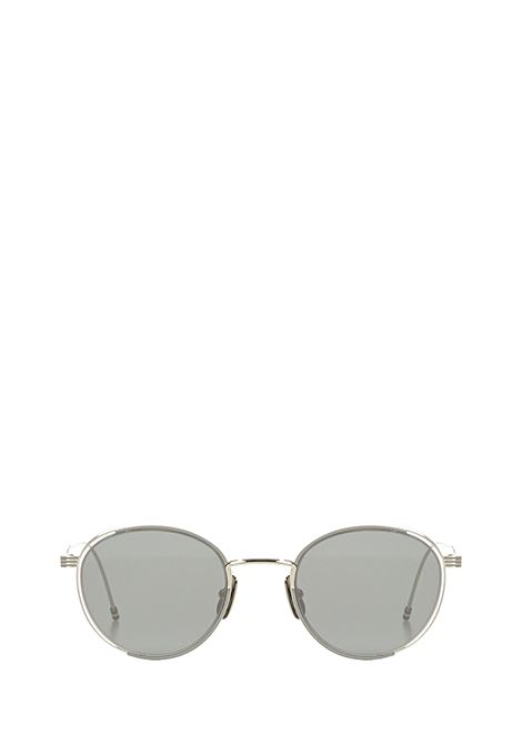 Thom Browne Sunglasses TB106 Sunglasses Thom Browne Sunglasses | 1497467765 | TB106GREYSILVER