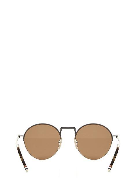 Thom Browne Sunglasses TB118 Sunglasses Thom Browne Sunglasses | 1497467765 | TB118BLACK
