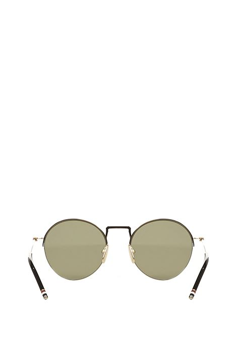 Occhiali da sole TB118 Thom Browne Sunglasses Thom Browne Sunglasses | 1497467765 | TB118WHITEGOLD