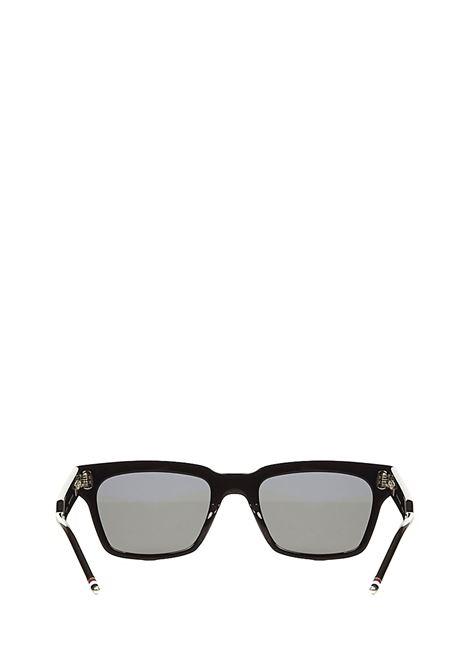 Thom Browne Sunglasses TB418 Sunglasses Thom Browne Sunglasses | 1497467765 | TB418BLACK