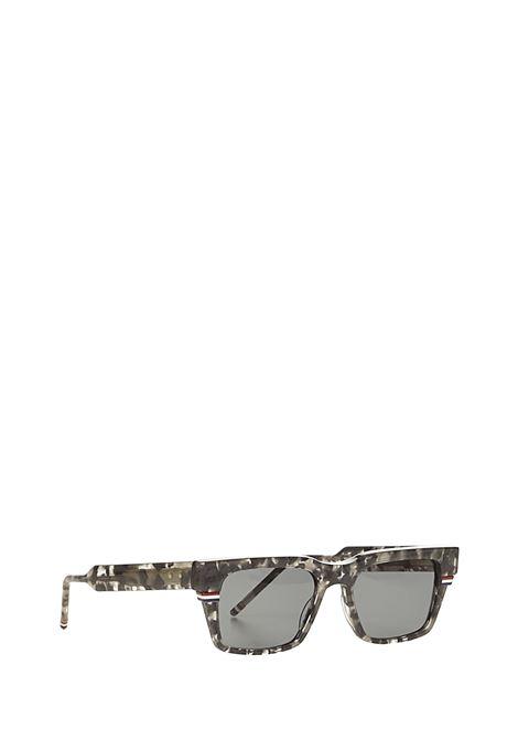 Thom Browne Sunglasses TB714 Sunglasses Thom Browne Sunglasses | 1497467765 | TB714GREYTORTOISE