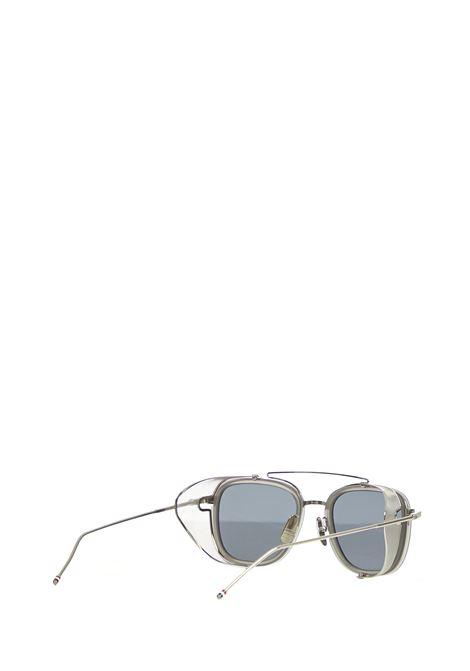 Thom Browne TB808 Sunglasses  Thom Browne Sunglasses | 1497467765 | TB808GRYSLV