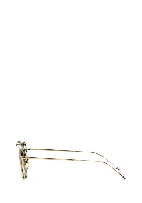Thom Browne Sunglasses TB816 Sunglasses Thom Browne Sunglasses | 1497467765 | TB816NAVYTORTOISE