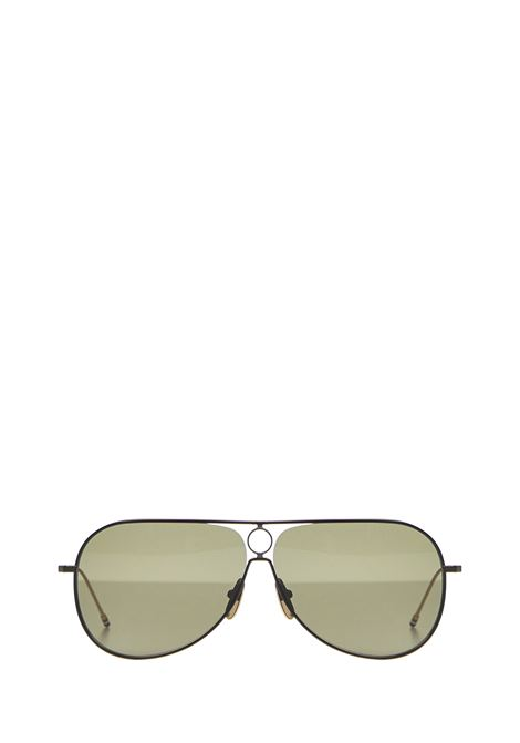Thom Browne TBS115 sunglasses  Thom Browne Sunglasses | 1497467765 | TBS115A03BLACKIRON