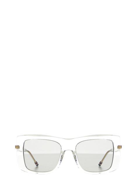 Thom Browne TBS419 sunglasses  Thom Browne Sunglasses | 1497467765 | TBS419A03WHITEGOLD