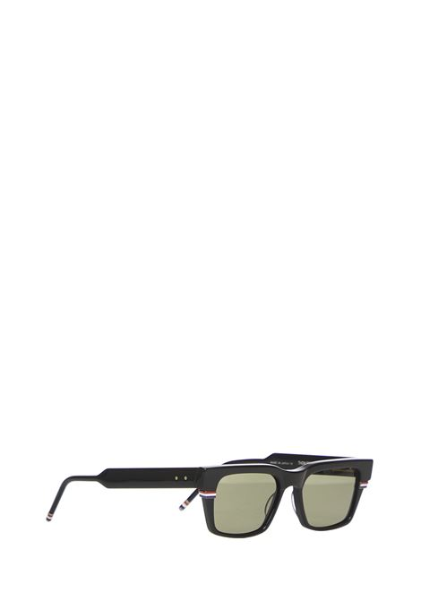 Occhiali da sole THom Browne Thom Browne Sunglasses | 1497467765 | TBS714A01BLACKWHITEGOLD
