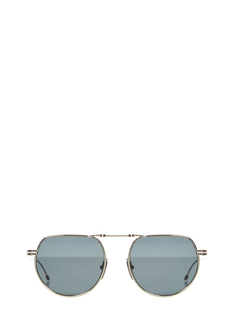 Occhiali da sole TBS918 Thom Browne Thom Browne Sunglasses | 1497467765 | TBS918A01SILVERGREY