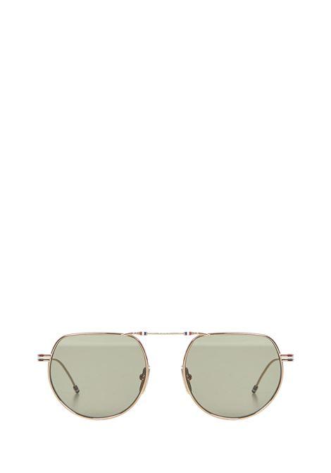 Thom Browne TB918 sunglasses  Thom Browne Sunglasses | 1497467765 | TBS918A02WHITEGOLD