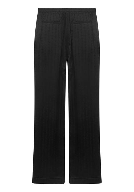 Off-White Logo Pajama Trousers  Off-White | 1672492985 | CA082R20C860681000