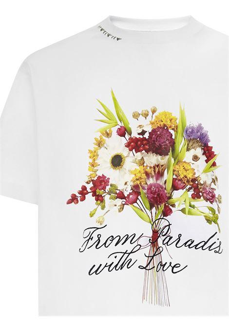 T-shirt 3.Paradis 3.Paradis | 8 | SS2141WHITE