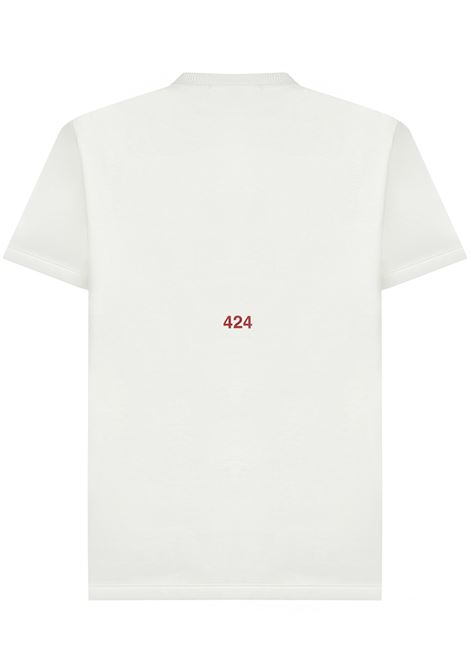 T-shirt 424 424 | 8 | 30424M10121601802