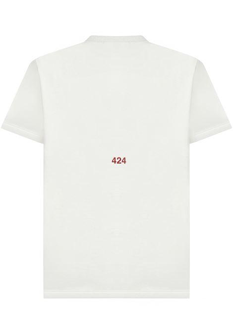 T-shirt 424 424 | 8 | 30424M10221601802