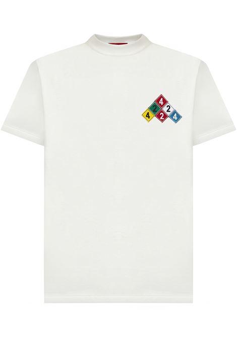 T-shirt 424 424 | 8 | 30424M10421601802