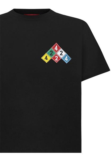 T-shirt 424 424 | 8 | 30424M10421601899