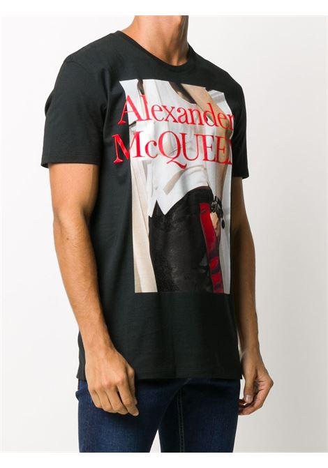 Alexander McQueen T-shirt  Alexander McQueen | 8 | 624182QPZ730901