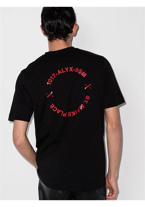 Alyx Address Logo T-shirt  Alyx   8   AAMTS0207FA01BLK