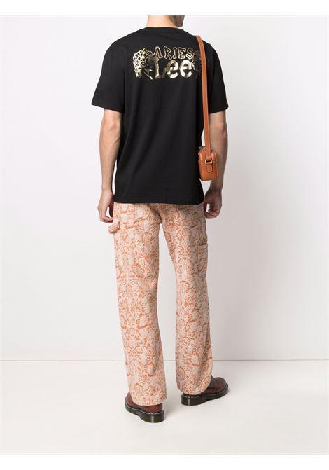 Aries X Lee Temple T-shirt  Aries | 8 | L63SMX01BLK